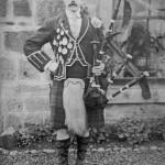 Pipe Major Thomas D McLuckie c.1900